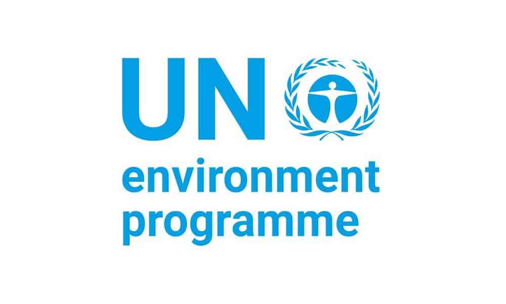 UN enviroment logo
